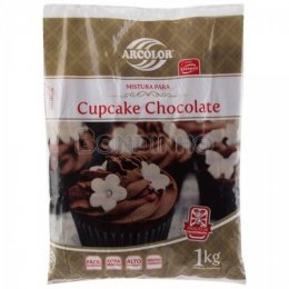 Mistura cupcake chocolate 1k arc