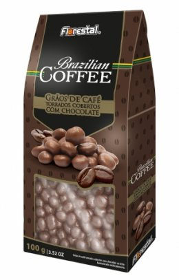 Chocolate brazilian coffee ao leite